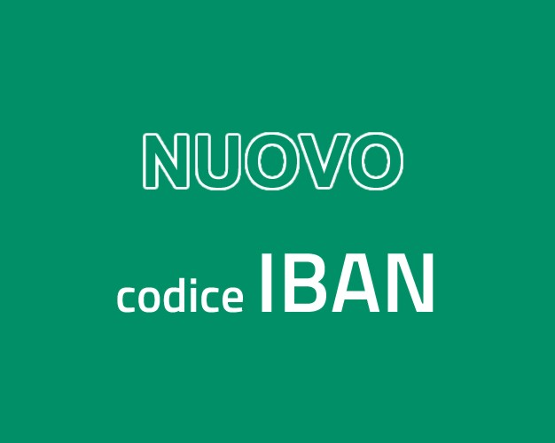 Nuovo IBAN